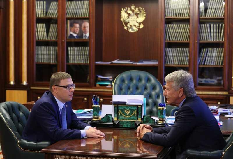 «НОВАТЭК» поможет Челябинску в развитии медицины, спорта и культуры