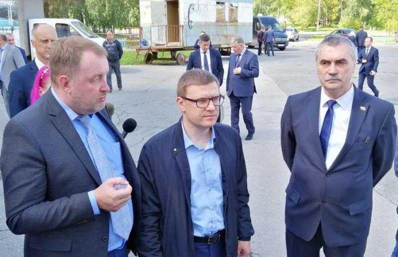 Алексей Текслер назвал две главные проблемы Снежинска
