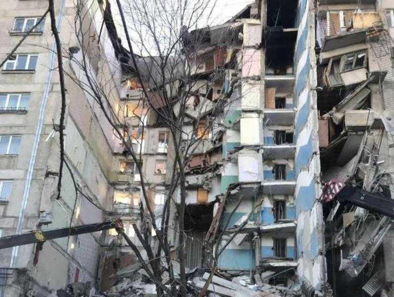 В пострадавшем доме в Магнитогорске запустят горячую воду