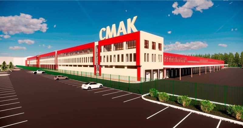Сбербанк принял участие в финансировании нового хлебозавода на 3,6 млрд.рублей
