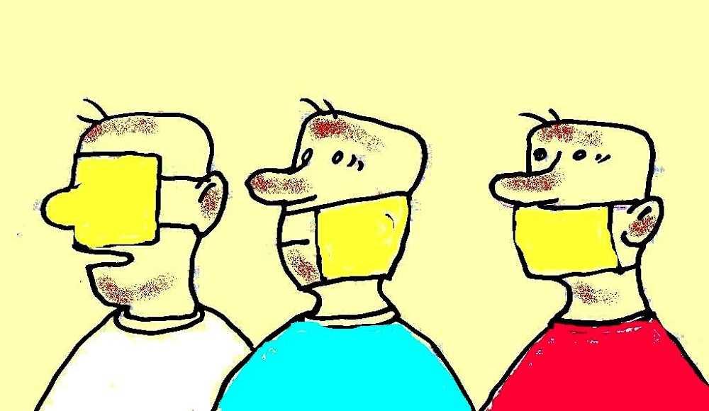 В Челябинской области ударили по коронавирусу карикатурами