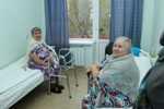 В городской больнице Челябинска создан комфорт для пожилых пациентов