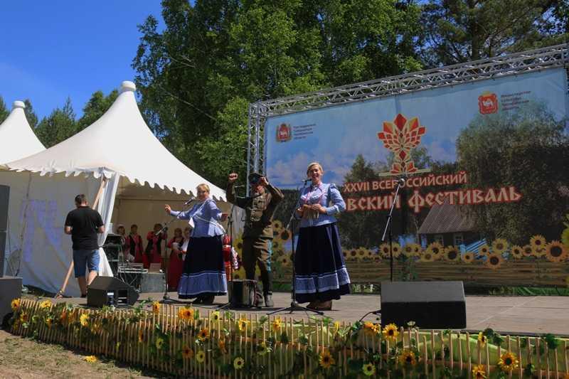 Бажовка-2019 подарила новые впечатления почитателям народных традиций