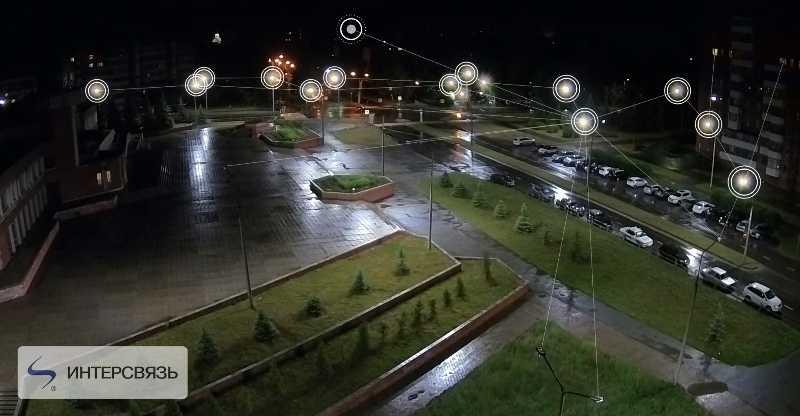 Фонари на улицах Озерска будет зажигать компьютер
