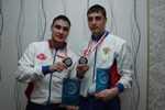 Лучшие кикбоксеры Челябинска получили награды от властей