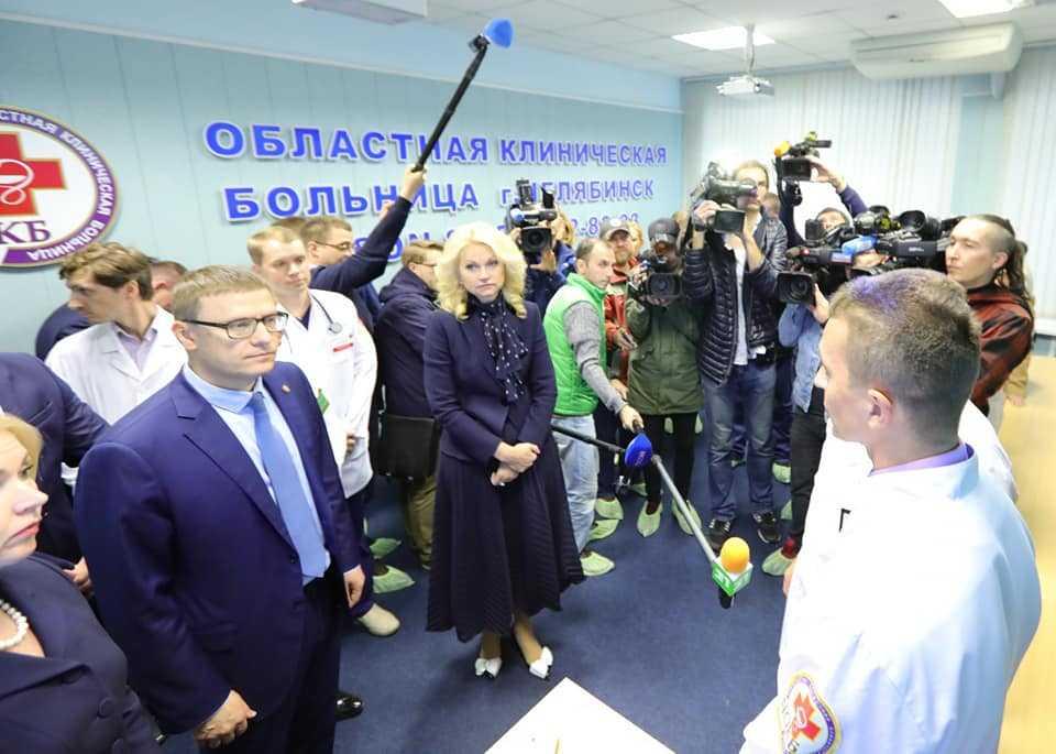 В Челябинске перенесут сроки строительства хирургического комплекса детской областной больницы
