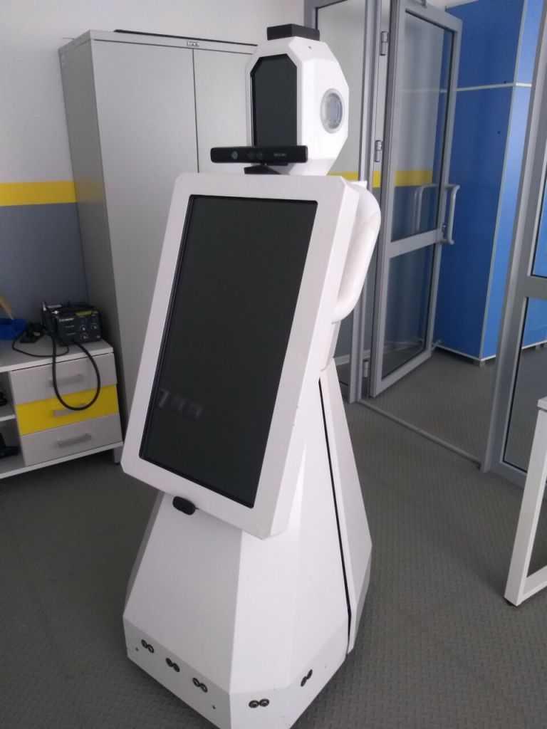 В Челябинске в выборах примет участие робот